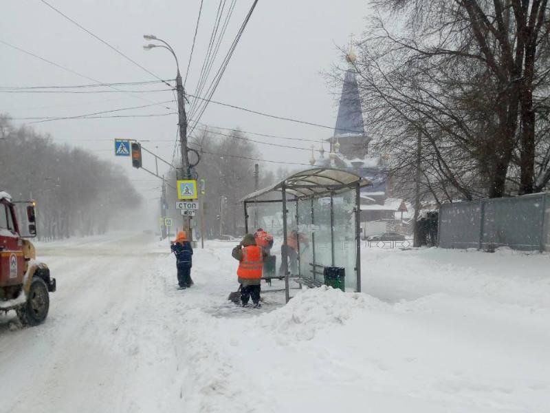 В Саратовской и Самарской областях под конец марта выпала месячная норма осадков за сутки