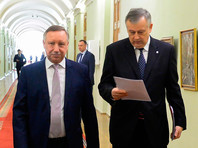 13 марта губернатор Санкт-Петербурга Александр Беглов и губернатор Ленинградской области Александр Дрозденко провели рабочую встречу