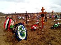 Минздрав рекомендовал регионам хоронить в закрытых гробах погибших от коронавируса, а патологоанатомам - носить противочумные костюмы