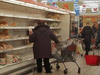 На фоне панических настроений из-за распространения коронавируса недельная динамика продаж продуктов повседневного спроса в России достигла нового рекорда