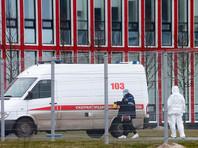 Полиция в Москве вернула в больницу сбежавшую пациентку с подозрением на коронавирус