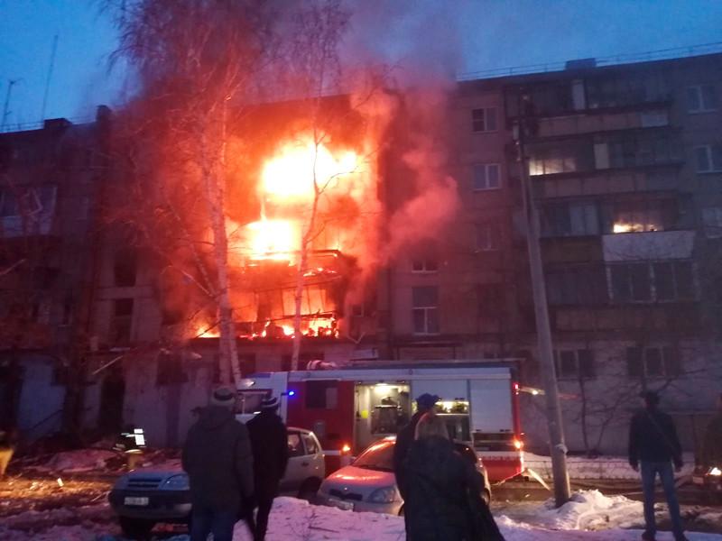 Установлено, что при взрыве газа в доме в Магнитогорске Челябинской области погибли женщина и подросток