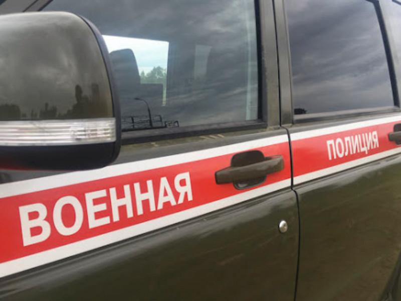 Российская военная полиция министерства обороны отрабатывает контроль за соблюдением карантина с помощью дронов и камер видеонаблюдения