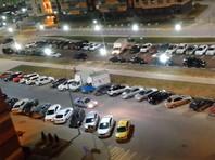 29 марта, на улицах подмосковных городов стали появляться полицейские патрульные автомобили, извещающие граждан через громкоговорители о введении на территории Московской области комендантского часа