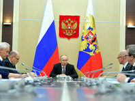 Путин отменил поездку в Петербург и выступит с обращением к россиянам по поводу коронавируса