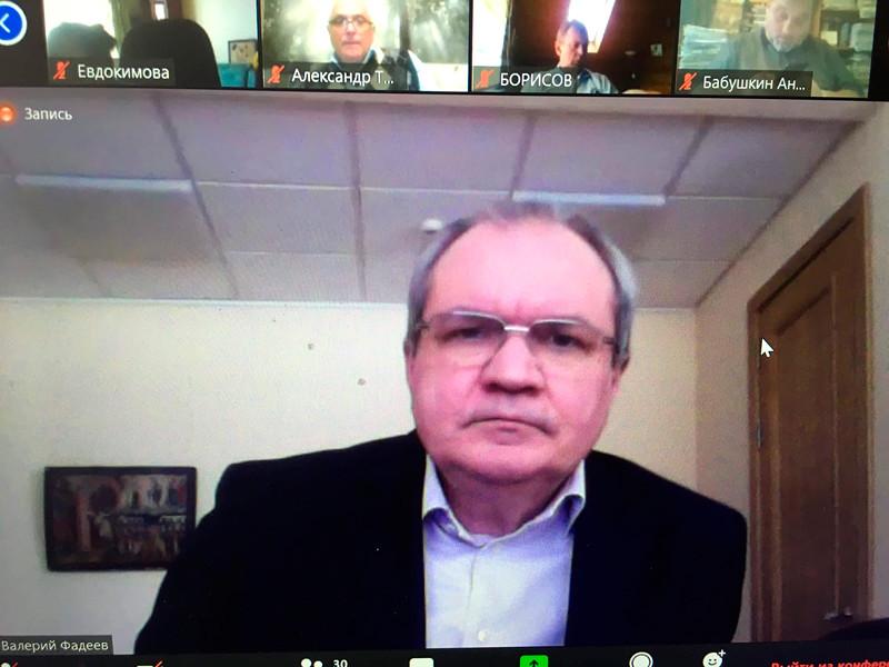 Предложение членов Совета рассматривалось на заседании президиума СПЧ. Оно было одобрено большинством голосов, а председатель Валерий Фадеев пообещал начать продвигать его немедленно