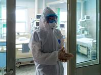 Количество госпитализированных с коронавирусом москвичей выросло до 17 тыс. человек
