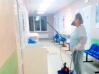 В люберецкой больнице коронавирусом заразились 60 сотрудников. Медики пожаловались в ФСБ