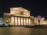 На складе Большого театра обнаружили тело зарезанного мужчины