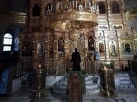 На сайте Выксунской епархии говорится, что с 16 по 19 апреля богослужения во всех храмах и монастырях будут совершаться при участии только клира храма, а также сотрудников и волонтеров, присутствие которых необходимо
