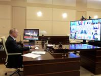 """Путин выступил по ТВ с третьим обращением в связи с пандемией: """"Муторно и тошно, но выбора нет"""""""