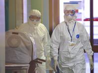 Число заболеваний коронавирусной пневмонией Covid-19 за последние дни в Москве только начинает расти