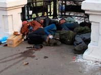В Москве предложили спасти 15 тысяч бомжей от коронавируса, заселив их в пустующие отели и хостелы