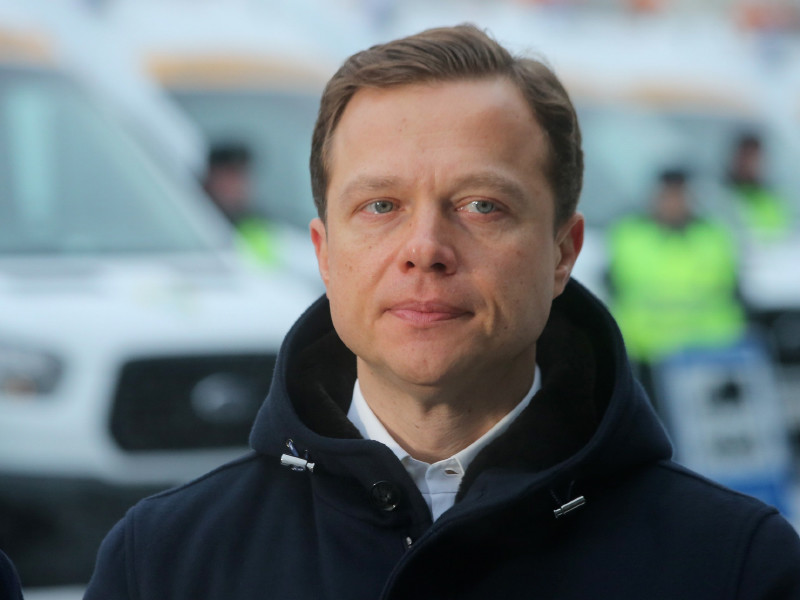 Вице-мэр Москвы Максим Ликсутов