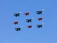 Президент РФ анонсировал авиапарад в России на 9 мая