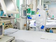 В РФ рекордное число умерших с коронавирусом за сутки - 51 человек. Новых случаев заражения - 5642