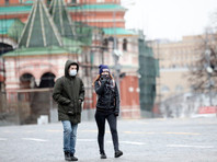 """""""Яндекс"""": жители региональных центров начали чаще нарушать режим самоизоляции"""