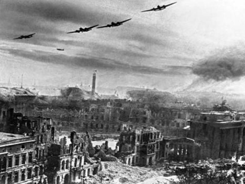 75 лет Берлинской операции