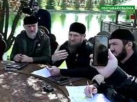 Жителям Чечни запрещено на ближайших выходных выходить из дома