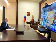 Путин пообещал полугодовую отсрочку по налогам для социально-ориентированных НКО