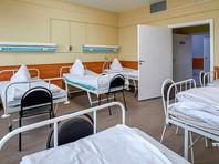 Когда эти возможности исчерпаны, власти ищут помещения, которые позволяют развернуть мобильные госпитали сразу на большое количество мест