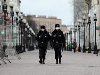 В Москве введено патрулирование и штрафы, одобрено задержание личного автотранспорта, на котором нарушается режим самоизоляции