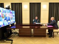 Путин поручил не допустить вспышек и очагов коронавируса в регионах в сезон паводков и лесных пожаров