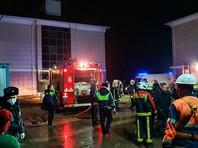 В Москве в результате пожара в доме престарелых погибли четыре человека