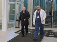 """Путин перешел на """"удаленку"""" и перестал здороваться за руку после контакта с заболевшим врачом Проценко"""