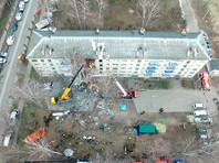 В Орехово-Зуево подъезд пятиэтажки обрушился в результате взрыва, есть погибшие (ВИДЕО, ФОТО)