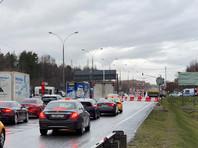 Затруднения образовались практических на всех крупных магистралях в сторону центра