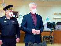 """Собянин обещает избежать введения войск, хотя с ситуацией с коронавирусом в Москве """"даже середину пути не прошли"""""""