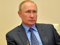 Президент Путин ужесточил до семи лет уголовные наказания за фейки и нарушение карантина