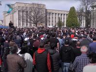 По факту митинга против самоизоляции во Владикавказе возбуждены уголовные дела