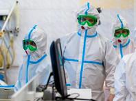 ВОЗ: темпы роста заболеваемости COVID-19 в Москве, Подмосковье и Петербурге снижаются