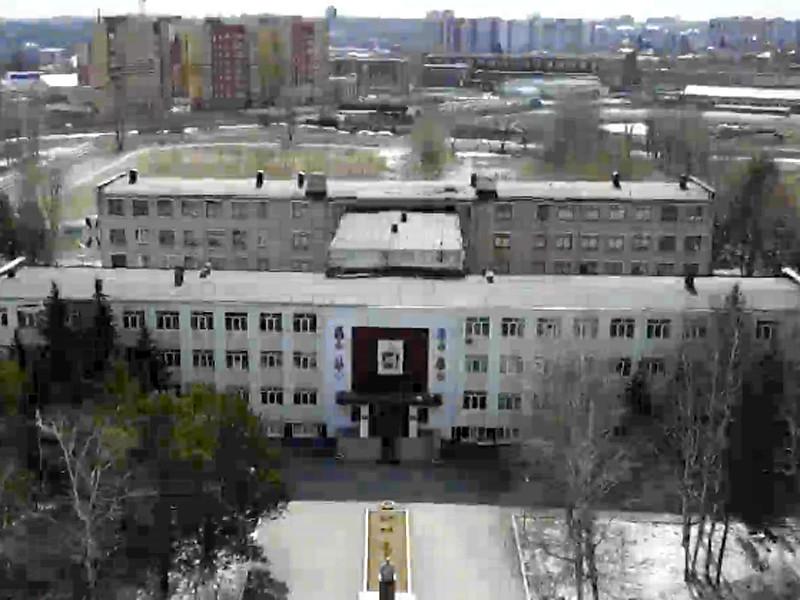 Тюменское высшее военно-инженерное командное училищеимени маршала инженерных войск А.И.Прошлякова