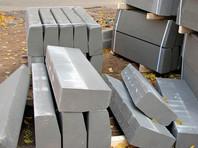 Мэрия Москвы заключила крупнейший контракт на 3,2 млрд рублей назакупку бетонных бордюров