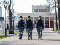 Более 330 бойцов Росгвардии заразились коронавирусом