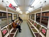 Пассажиропоток московского метро по-прежнему был на 80% ниже прошлогоднего показателя
