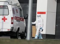 В России число зараженных коронавирусом приблизилось к 100 тыс. человек, впервые умерших за сутки больше ста