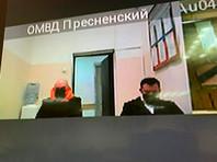 Защита Иисуса Воробьева обжаловала назначенный штраф