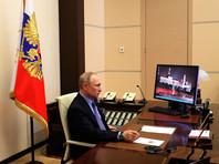 Путин выступит с новым обращением в связи с коронавирусом