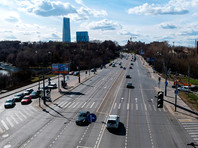 Посты ГИБДД на въездах в Москву начали останавливать иногородние автомобили