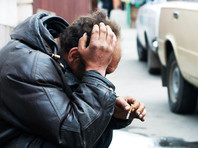 Полицейские в Москве составили протокол на мужчину без постоянного места жительства