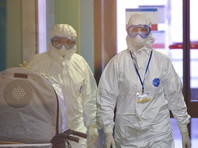 За сутки в России подтвержден 601 новый случай коронавируса