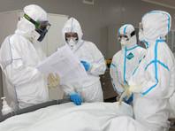 За сутки в Москве умерли 73 человека с коронавирусом