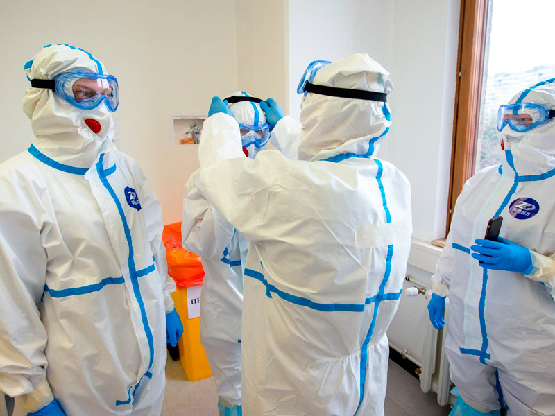 Пенсионный стаж медиков, работающих с заразившимися коронавирусом, в 2020 году будет формироваться из расчета день за три