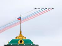 В России прошли авиапарады в честь Дня Победы (ВИДЕО). В нескольких городах зрелище пришлось отменить из-за погоды
