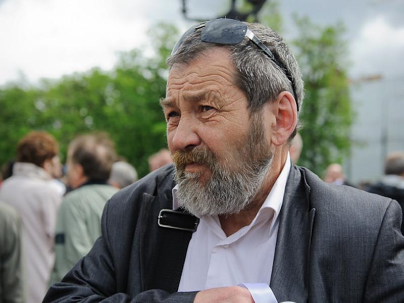 В московской больнице умер правозащитник Сергей Мохнаткин
