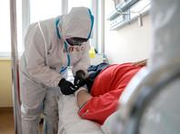 В России за сутки выявили более 9,7 тыс. случаев заражения коронавирусом